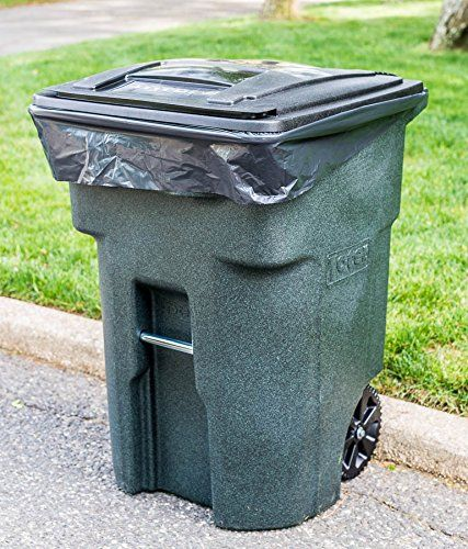 22 Best Garage Trash Cans Images On Pinterest Carriage