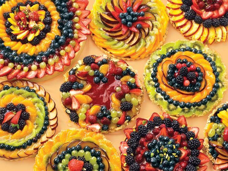 Puzzle COBBLE HILL 54327 Ovocné košíčky XL 275 dílků