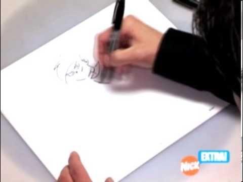 how to draw danny phantom
