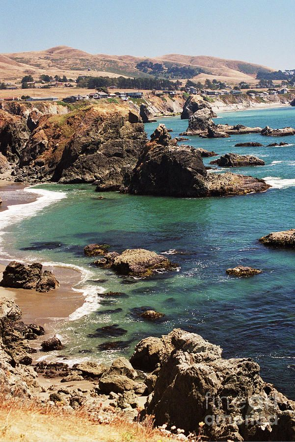 ✮ Bodega Bay from Duncan's Landing - California