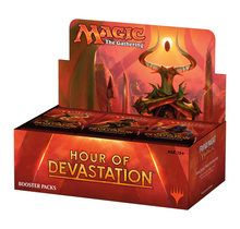 Magic The Gathering: Hour of Devastation Booster Box Factory Sealed