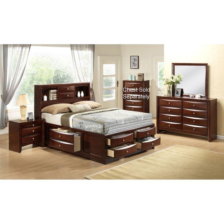 Queen Bedroom Sets With Storage 25+ best queen bedroom furniture sets ideas on pinterest