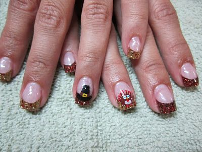 Beautiful What Does Nail Fungus Look Like Symptoms Tiny Shiny Gold Nail Polish Shaped How To Keep Nail Polish From Chipping How Do You Do Nail Art Old Nail Polish Holder BlueTips For Water Marble Nail Art 1000  Ideas About Thanksgiving Nail Art On Pinterest ..