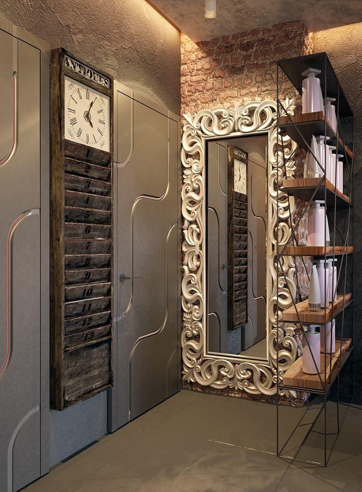 Салон красоты структуры «Loft»