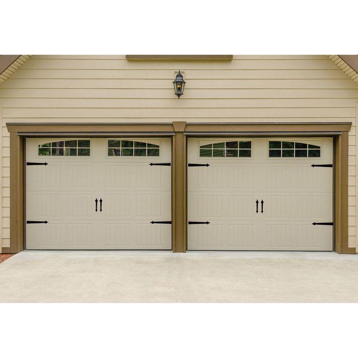 Magnetic Hinge It Decorative Garage Door Accent Kit Www Kotulas Com Free Shipping Over 25 Garage Door Decor Garage Doors Accent Doors