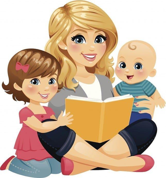 Nanny Jobs Near Me 2020 Family Illustration Family Cartoon Baby Art