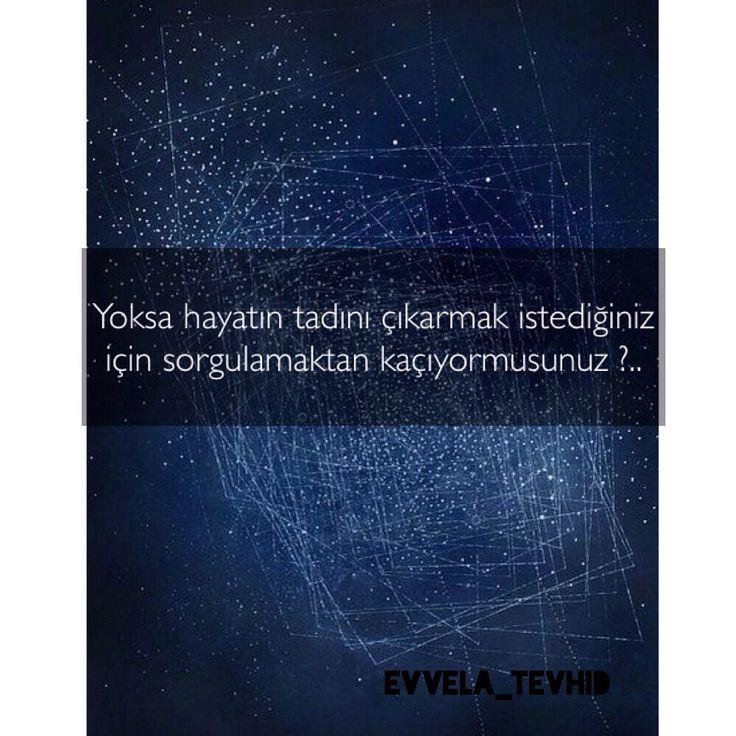 İnstagram: evvela_tevhid