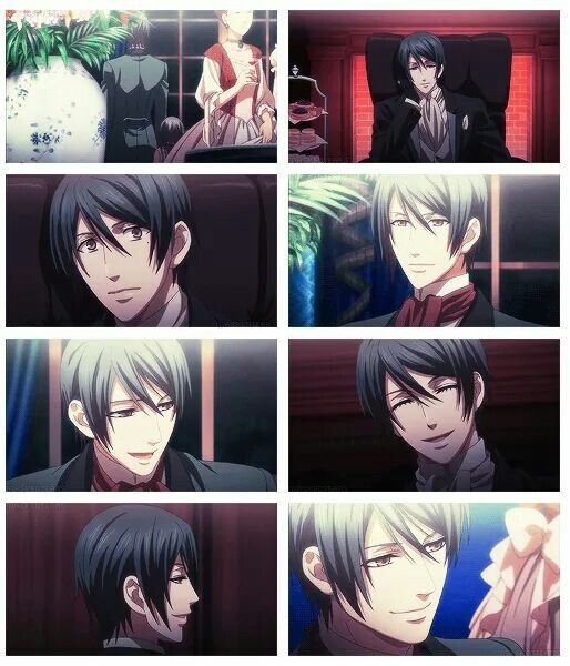 Fuck Stacy's mom! I want Ciel's dad! Hot damn son! Why you gotta be hast man! Vincent Phantomhive is bae!~