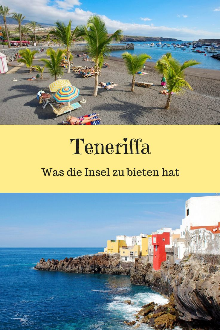 Teneriffa (Fotos: picture alliance)