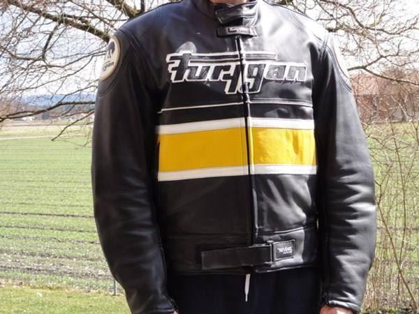 Motorradjacke Furygan Gr. XL