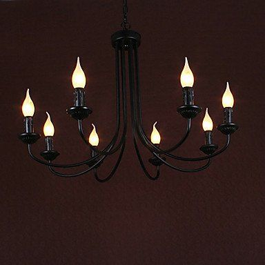 Candle Chandeliers Are Quite Wonderful Non Light Fixture, Which Should  Bring Light Into Your