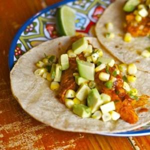 Tempeh Buffalo Tacos