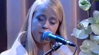 Tina Dico unplugged, via YouTube.