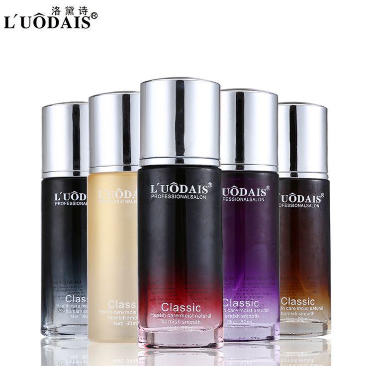 80ml LUODAIS Hair Care Sets Perfume Hair Oil Argan Oil Hidratante Para Cabelo for Dry Damaged Hair Repair Make It Smooth Shiny