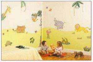 Ecco come decorare la cameretta dei #bambini, magari insieme a loro :)