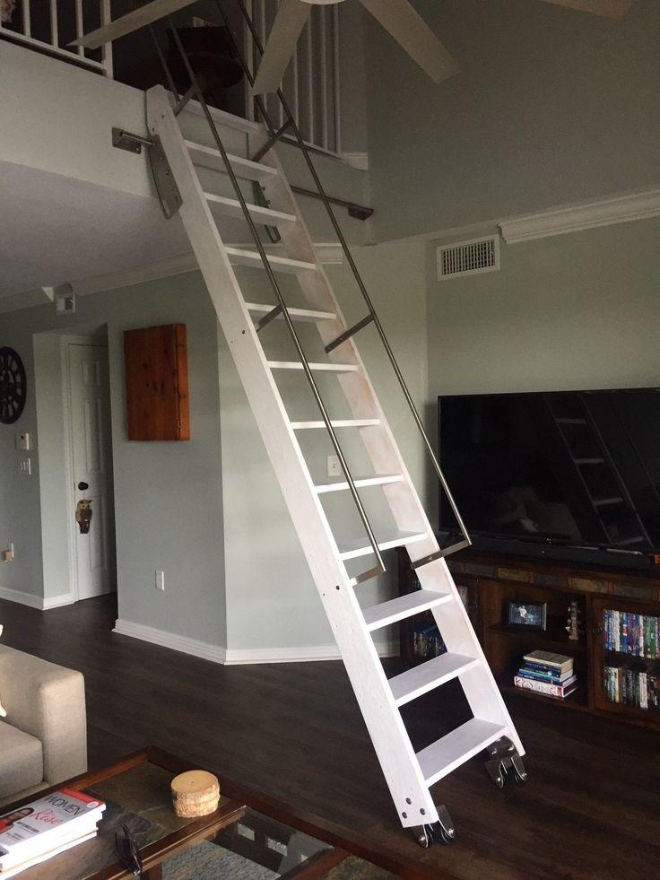 Best Custom Ship Ladders Narrow Alternating Tread Stair 400 x 300
