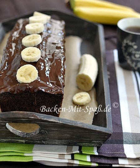 Schoko- Bananenkuchen