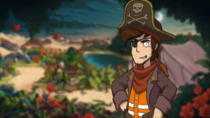 Deponia Doomsday: Pirate Rufus
