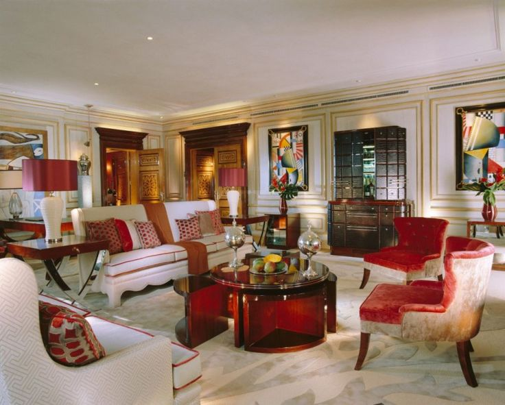 Fascinating Living Room Suites And Modern Curtains Together With Start Your