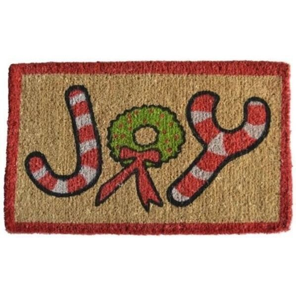 Christmas Doormat - Joy