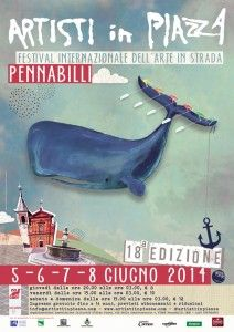 Il Festival degli Artisti in Piazza di Pennabilli diventa maggiorenne http://www.sagreromagnole.it/?p=4026
