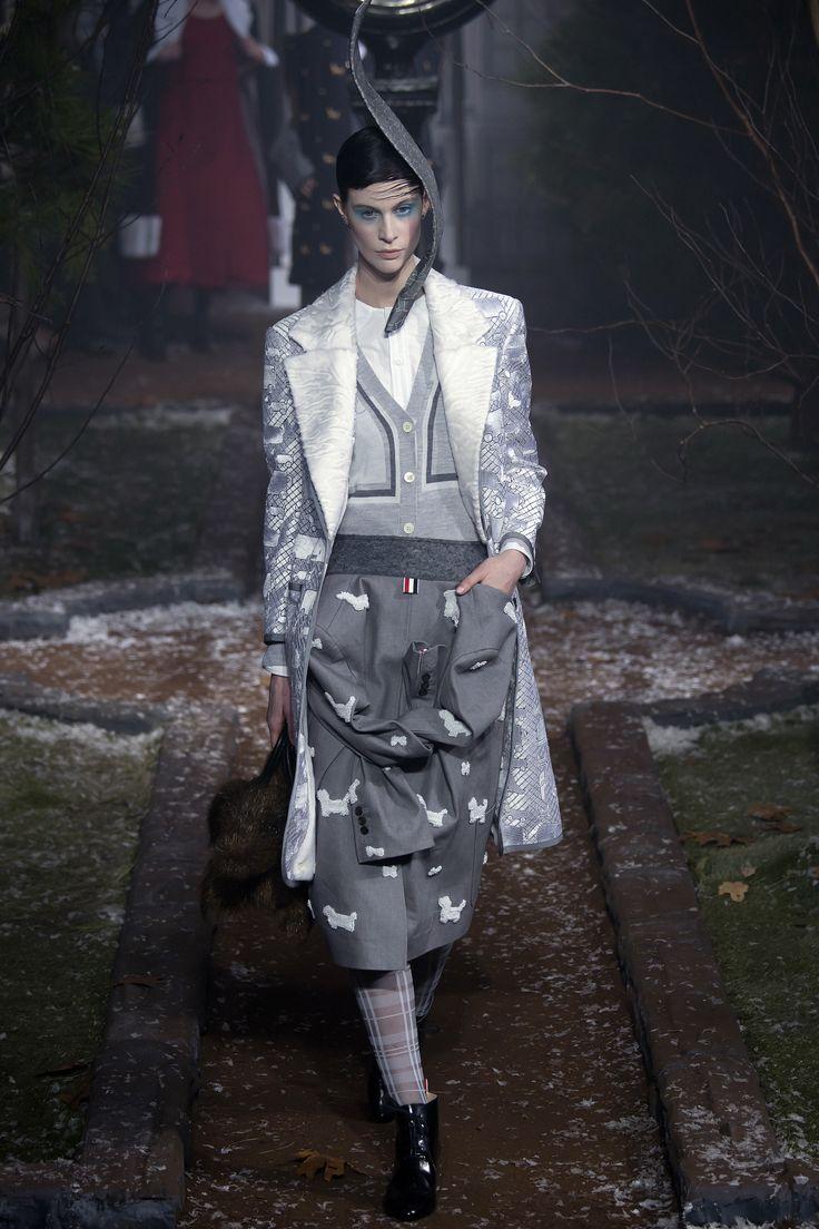 Thom Browne Fall 2016 Ready-to-Wear Fashion Show