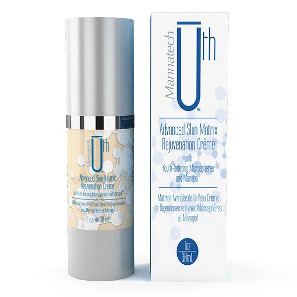Ūth™ Rejuvenation Crème - Help release your body's natural ability to support beautiful, healthy skin.