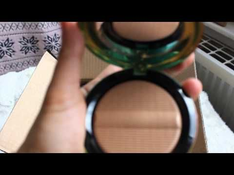 MAC Wash and Dry Collection : Unboxing and Preview Part 3