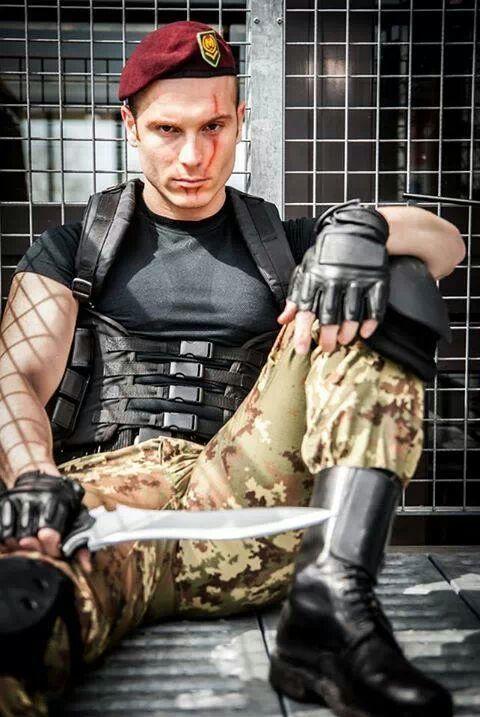Jack Krauser from Resident Evil series #residentevil #videogames #cosplay