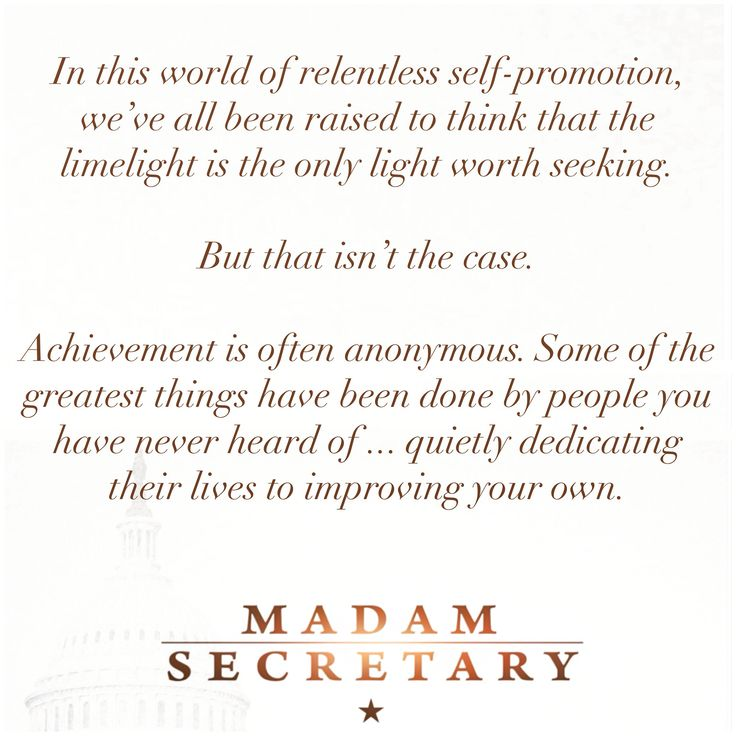 Secretary Quotes: The 25+ Best Madam Secretary Ideas On Pinterest