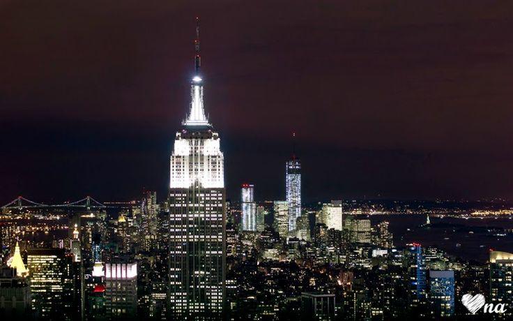 #NY #NewYork #atnight #USA #night