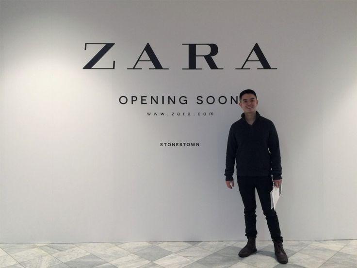 Zara app UX case study