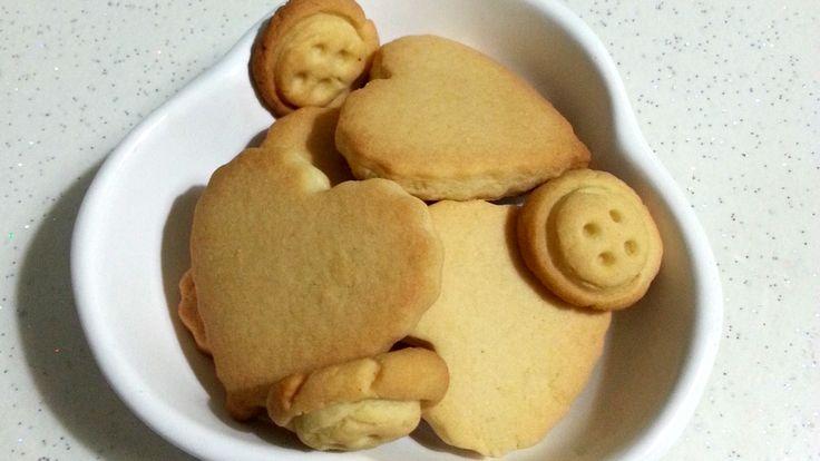 Kabarmayan, şeker hamuru veya royal icing süslemesinde kullanılabilecek kurabiye tarifim