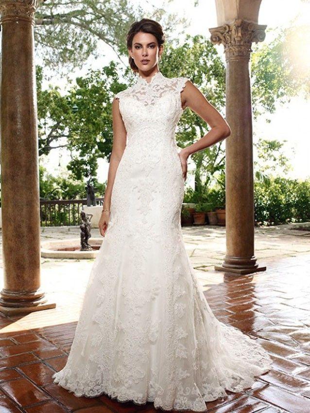 Casablanca 2061 weddingbee dress