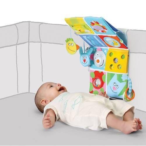 Развивающий центр для кроватки - ВЕСЕЛЫЕ ДРУЗЬЯ (звук, свет)  Цена: 899 UAH  Артикул: 11655  Уникальный развивающий центр необходим малышу от рождения до 15 месяцев и подойдет для игры в кроватке (из дерева или из ткани) или на полу. Игрушка будет сопровождать ребенка на трех первых стадиях его развития.  Подробнее о товаре на нашем сайте: https://prokids.pro/catalog/igrushki/razvivayushchie_igrushki/obuchayushchie_igrushki/razvivayushchiy_tsentr_dlya_krovatki_veselye_druzya_zvuk_svet/