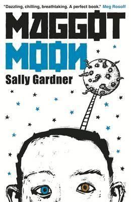 Maggot moon  by Gardner, Sally . Hot Key, 2013