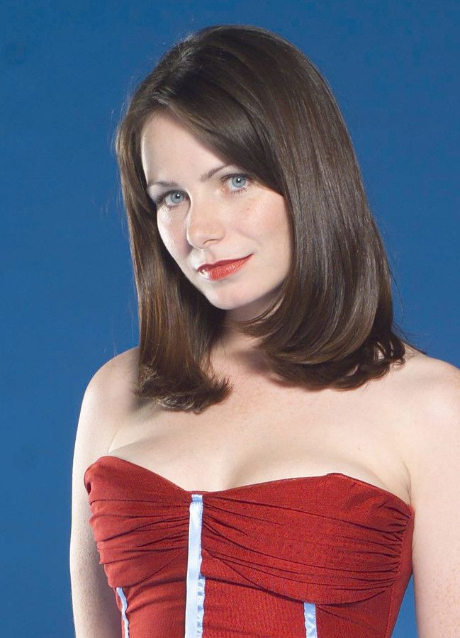 Clare Calbraith plays Jane Moorsum
