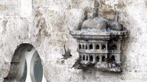 Mimar Sinan Tarafından yapılan..KUŞ EVİ...