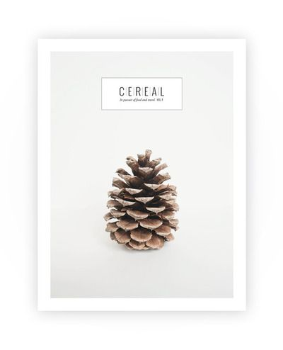 Cereal Volume 1