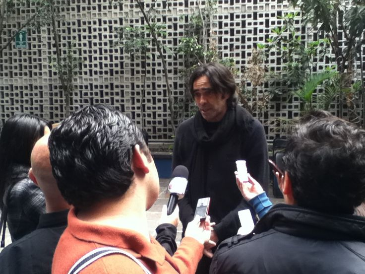 Entrevista con Carlos Bolado, director de Colosio, el asesinato