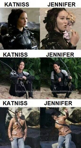 The Hunger Games, Funny