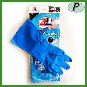 Guantes de nitrilo azul con excelente satinado interior y libres de silicona, ceras y proteínas. Más información: http://www.tplanas.com/epis/guantes-de-nitrilo/681-guantes-de-nitrilo-superfood-s-alimentaria.html