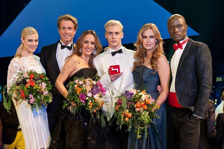 Oliver ist Austrias Next Topmodel   look! - das Magazin für Wien