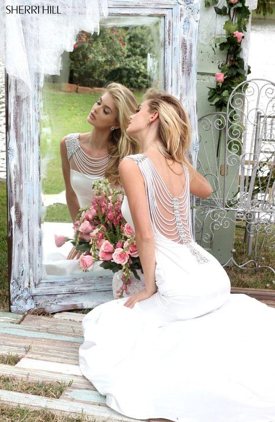 19 besten Sherri Hill Bilder auf Pinterest | Brautkleider ...