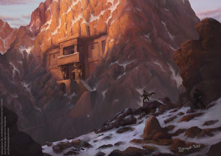 Expedition by TomasBj.deviantart.com on @DeviantArt