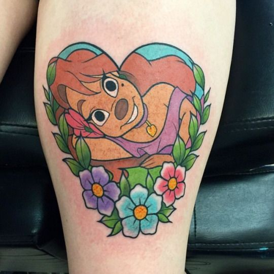 5988 Best Disney Tattoos & Flash Images On Pinterest