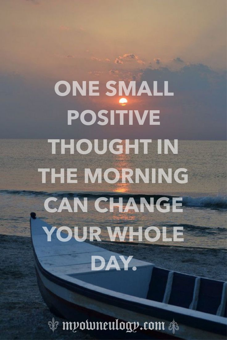Thought For The Day Quotes 134 One Morning Quotesquotesurf