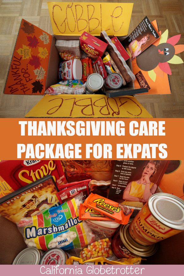 The Best Thanksgiving Care Package In 2020 Thanksgiving Care Package Thanksgiving Care Package