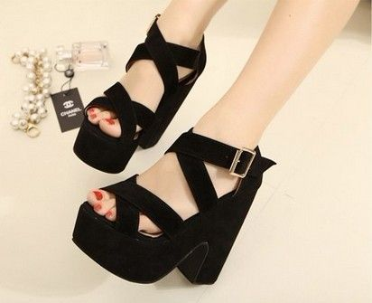 Resultado de imagen de plataformas zapatos