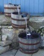 Whiskey and Wine Barrel Halves